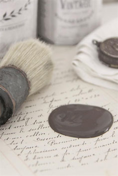 Jeanne d'Arc Living's Vintage Paint: Chocolate brown, 100ml