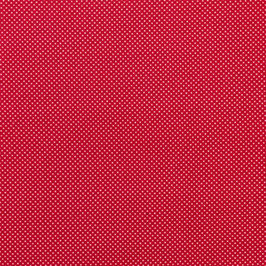 "Tilda-Stoff ""Mini Spot Red"" 606"