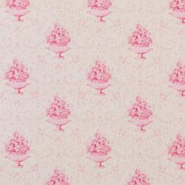 "Tilda-Stoff ""Venice Pink"" 597"