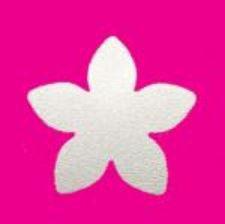 Stanzer  Blüte, ca. 2.5 cm
