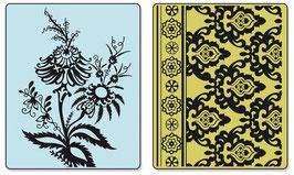 """Prägeschablone """"Botanik Bouquet Set"""""""