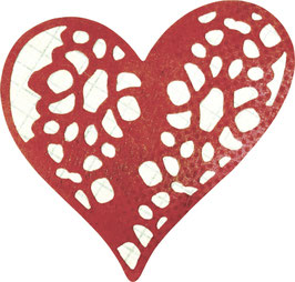 "Sizzix Thinlits Die ""Doily, Laced with Love"""