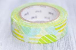 "Masking Tape ""Bogen hellgrün"""