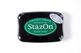 """StazOn Stempelkissen """"Forest Green"""""""