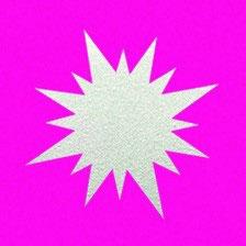 Stanzer Stern, spitz ca. 2.5 cm