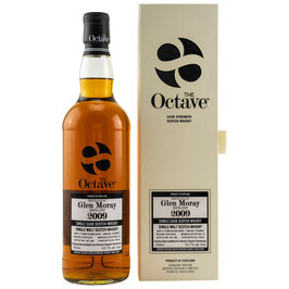 Glen Moray 2009/2020 The Octave Single Malt Scotch Whisky Exclusively bottled for Kirsch Import