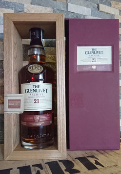 The Glenlivet Archive 21 Jahre