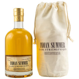 Indian Summer Gin Ex Sherry Allt-A-Bhainne Casks