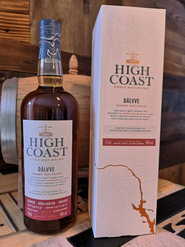 High Coast Dálvve Sherry Influence