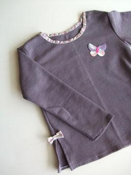 子ども服プレーンカットソーTシャツ