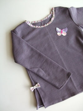 【レベル2】子ども服プレーンカットソーTシャツ