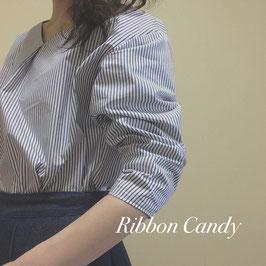 大人服ドレスシャツ・普通袖 型紙