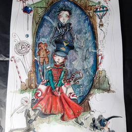 Clara & the puppeteer