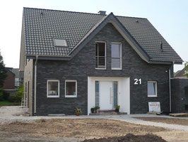 Hausnummer 15 cm Weiß RAL: WH01