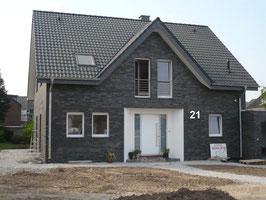 Hausnummer 55 cm Weiß RAL: WH01