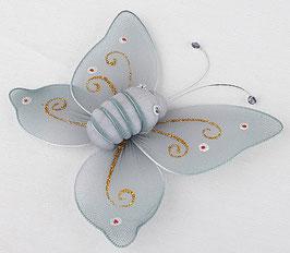 Бабочка (серая).