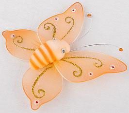 Бабочка (персик).