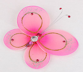 Бабочка 777 роз.