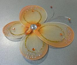 Бабочка 777 оранж.