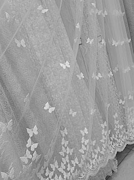 Сетка-бабочки(белый,шампань).