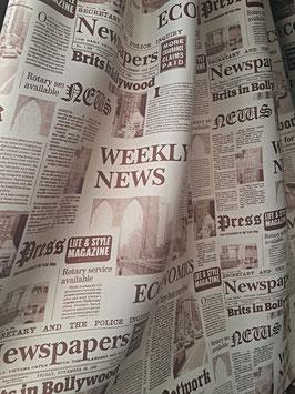 Газета  (бежевая).