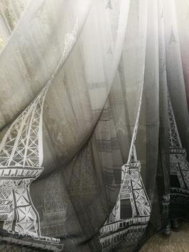 Париж карнавал серый.