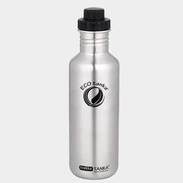 trekkaTanka, 1000 ml, Edelstahl, Reduzier-Verschluss