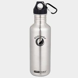 trekkaTanka 1000 ml, Edelstahl, Poly-Loop-Verschluß
