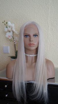 100% Echthaarperücke Blond full lace top qualität