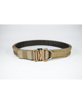 DOM System Commander Belt Coyote