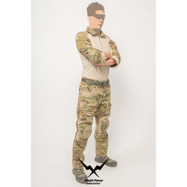 Flash Force Industries Multicam Combat Set Army Cut Gen2