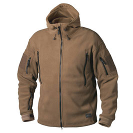Helikon - Tex Patriot Jacket Double Fleece Coyote