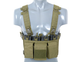 8Fields Buckle Up Chest Rig OD