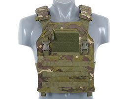 8Fields Buckle Up Low Pro Plate Carrier MC Tropic