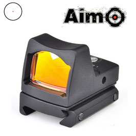 Aim-O RMR Red Dot LED.