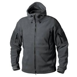 Helikon - Tex Patriot Jacket Double Fleece Shadow Grey