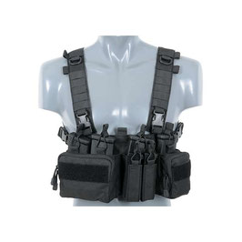 8Fields Bukle Up Recce Chest Rig BK