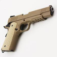 WE 1911 Desert Warrior 5.1 Gas