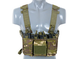 8Fields Buckle Up Chest Rig Multicam tropic