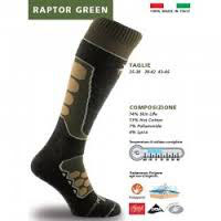 X Tech Raptor Green