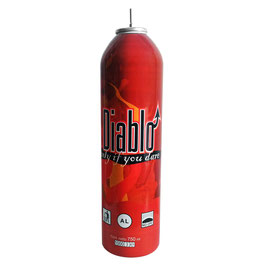 Diablo green Gas 750ml