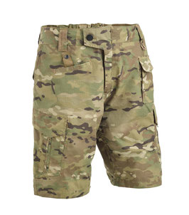 Defcon 5 Advanced Pants Short Polycotton Ripstop