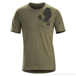 Arc'Teryx Leaf Military Tactical Mountaineering Shirt Ranger Green