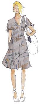 Sommerkleid Maren