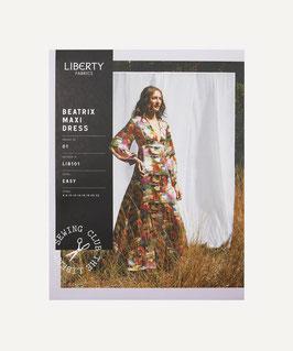 Liberty Beatrix Maxi Dress