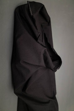 Cotton Hemp schwarz