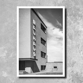 Art Print - Bauhaus Dessau