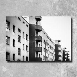 Foto Leinwand - Block Towers