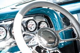 vintage wheel II
