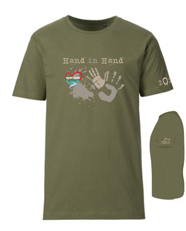 Hand in Hand Shirt olive